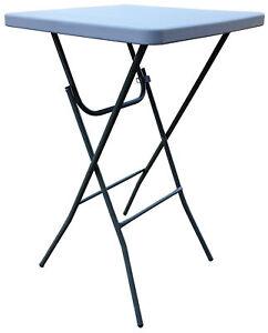Stehtisch Tisch Camping Partytisch klappbar Bistrotisch Bartisch NEU Camping