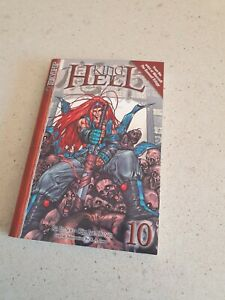 Ra In-Soo - King of Hell Volume 10 Manga Paperback