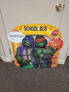 TMNT Secret of the Ooze 1991 VHS standee display Teenage Mutant Ninja Turtles 2