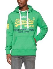 Superdry Tri Sweat À capuche Homme Verde (kelly Green Marl) Large