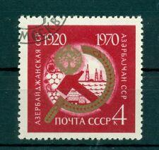Russie - USSR 1970 - Michel n. 3741 - République d'Azerbaïdjan - oblitéré