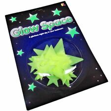 11 Glow Stars - Fun Children's Toys - Create a Night Sky in Your Bedroom!