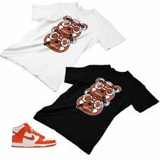 Dunk High Orange Blaze Matching Custom Designed T shirt / hoodie ND 1-15-22