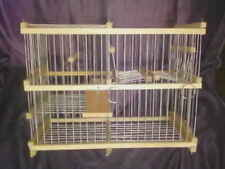 Cage Trap for Birds with Repeating action  // Catch Birds Softly