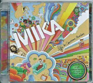 "MIKA  ""LIFE IN CARTOON MOTION"" 2007 UK IMPORT CD LIKE NEW"