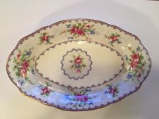 Royal Albert PETIT POINT Relish Tray Dish 778676 England