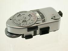 Leica Leica meter mr-1 exposition couteau exposure meter m2 m3 m4 m1/14