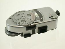 LEICA Leicameter MR-1 Belichtungsmesser exposure meter M2 M3 M4 M1  /14