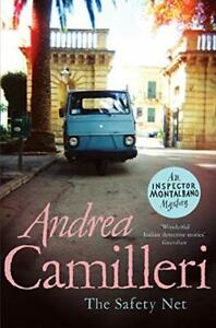 The Safety Net (Inspector Montalbano mysteries) by Camilleri, Andrea, NEW Book,