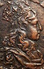 louis XIV , liard de france 1656 B belle état !