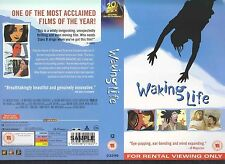Waking Life Video Promo Sample Sleeve/Cover #11130