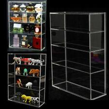 Four-Layers Acrylic Show Case  Display Box Sliding Door For Mini Perfume Bottle