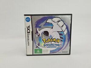 Pokemon Soul Silver Nintendo DS