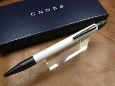 Cross Tech 2.2 Pearl White & Black Ballpoint Pen and Stylus w/ gift box