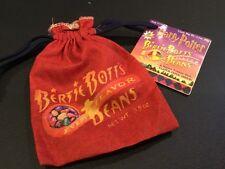 Harry Potter BERTIE BOTTS BEANS BAG Pouch NWT 2000