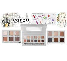 CARGO Around The World Eyeshadow Palette NUDES Full Size BOXED