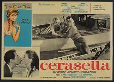 FOTOBUSTA 13, CERASELLA, MARIO GIROTTI-TERENCE HILL, A.PANARO, C.MORI, MATARAZZO