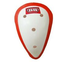 Nwt Ss Test Abdominal Guard Cricket Leather Ball Guard Maximum Protection