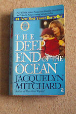 THE DEEP END OF THE OCEAN, Jacquelyn, Mitchard; A 3-year old child goes missing.