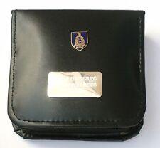 Royal Marines Shoe Clean Kit Brushes & Case Personalised ENGRAVING BKG21
