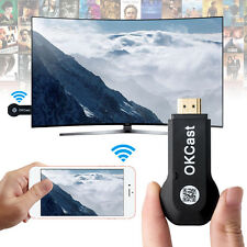 Mirascreen 1080P Wireless WiFi Display TV Dongle Chiavetta Penna HDMI Miracast