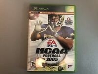 NCAA Football 2005 - Original Xbox Game - Complete & Tested