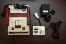 Famicom FC Console with original AC Power and RF Adopter import system US seller
