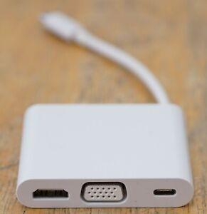 Genuine Huawei MateDock 2 Docking Station USB 3.1 TYPE-C to HDMI VGA USB 3.0