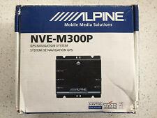 Alpine NVE-M300P Automotive GPS Receiver