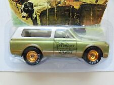 HOT WHEELS - THE SATURDAY EVENING POST / NORMAN ROCKWELL - '70 CHEVY BLAZER