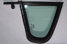 OEM 01-09 S60 LEFT DRIVER SIDE REAR DOOR Fixed WINDOW QUARTER GLASS