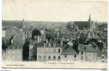 CPA-Carte postale-France- Vannes -Vue Panoramique - 1916 (CP1627)