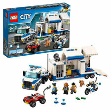 Lego City Police Mobile Command Center Set 60139 374Pcs Age 6+