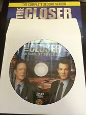The Closer - Season 2, Disc 2 REPLACEMENT DISC (not full season)