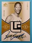 BILL RUSSELL AUTO SIGNED AUTOGRAPH BASKETBALL CARD 2004 UPPER DECK GAME USED