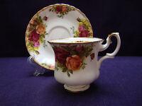 Vintage Royal Albert Old Country Roses (10) Shape Montrose