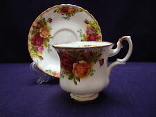 Vintage Royal Albert Old Country Roses (10) Shape Montrose