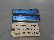 C20D Kingston HyperX 2GB 2x1GB RAM Kit DDR2-800 PC2-6400 KHX6400D2K2/2G