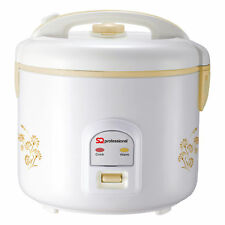 2.8 L Non Stick Automatic Deluxe Electric Rice Cooker & Steamer Warm Cook 1000W
