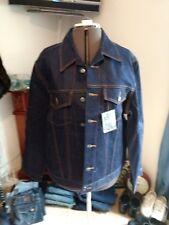 Silver Spur Denim Jacket Size Large