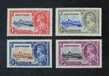 Ckstamps: Gb Stamps Collection Basutoland Scott#11-14 Mint H Og