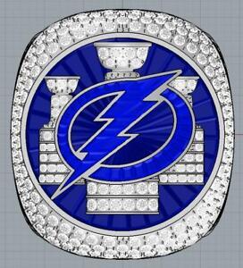 2021 Tampa Bay Lightning NHL CHAMPIONSHIP RING FUN #3