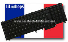Clavier Français Orig. Dell Precision M4600 M4700 M4800 M6600 M6700 M6800 Neuf