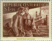 EBS Austria Österreich 1955 - Returnees from USSR - Heimkehrer - ANK 1028 MNH**