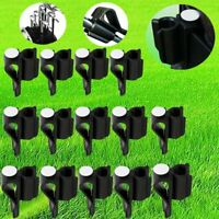 14PCS Golf Club Organizers Putter Holder Bag Clip Holder Iron Driver Protector