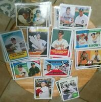 95ct Topps Heritage insert lot Trout Koufax Kershaw Mantle Mays Ford 19 sets HOF