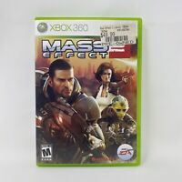Mass Effect 2 (Microsoft Xbox 360, 2010) Complete Tested Working