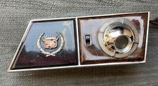 79-85 Cadillac Brougham Deville Fleetwood Left Back Seat Courtesy Reading Light