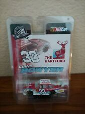 2010 #33 Clint Bowyer The Hartford COT 1/64 NASCAR Diecast Promo