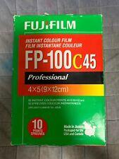 FUJI FP-100C45 Instant pack Film EXP11/2011